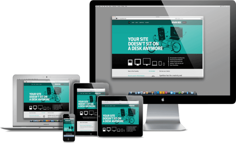 Mobile and responsive web design
